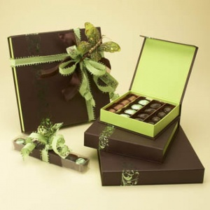Magnet Closure Chocolate Boxes