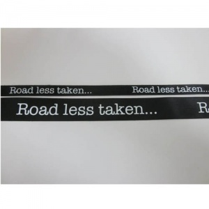 Road Less Taken Ribbons
